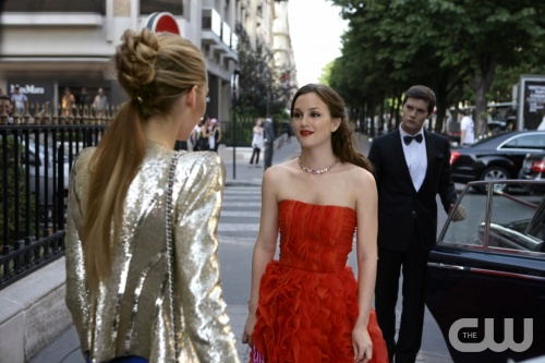 &quot;Double Identity&quot; - Blake Lively as Serena, Leighton Meester as Blair in GOSSIP GIRL on The CW. Photo: Giovanni Rufino/The CW 2010 The CW Network, LLC. All Rights Reserved.