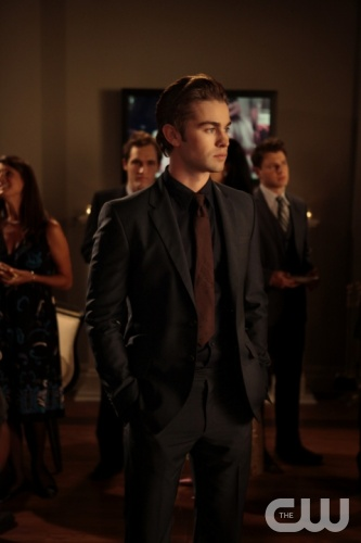 &quot;War At The Roses&quot; Gossip Girl Pictured Chace Crawford as Nate Archibald PHOTO CREDIT:  GIOVANNI RUFINO/ THE CW &copy;2010 THE CW NETWORK.  ALL RIGHTS RESERVED