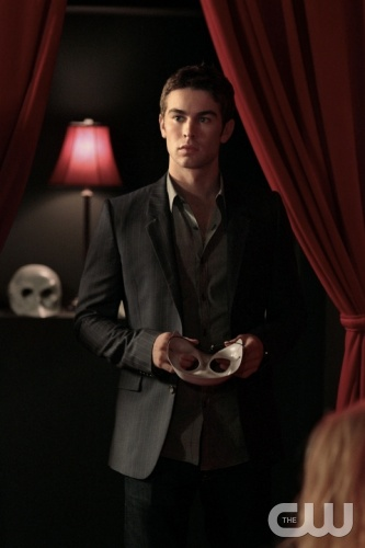 &quot;The Big Sleep No More&quot; GOSSIP GIRL Pictured  Chace Crawford as Nate Archibald PHOTO CREDIT: GIOVANNI RUFINO/&copy;2011 The CW Network, LLC. All Rights Reserved