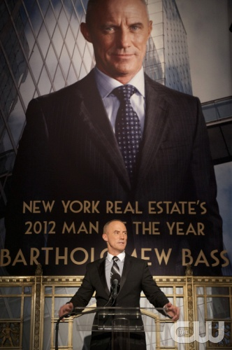 GOSSIP GIRL-- Revengers -- image GO609B_0239 Pictured: John Burke as Bart Bass --  Photo: Barbara Nitke/The CW -- &copy; 2012 The CW Network. All Rights Reserved.