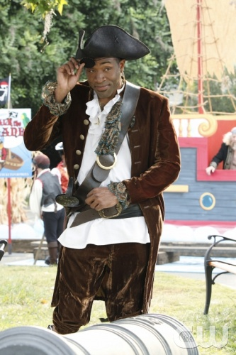 &quot;The Pirate &amp; The Practice&quot;-- Pictured: Cress Williams as Lavon Hayes in HART OF DIXIE on THE CW.  Photo Credit: GREG GAYNE /The CW&copy;2011 The CW Network, LLC. All Rights Reserved