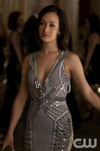 NIKITA &quot;Pilot&quot; Pictured: Maggie Q as Nikita Photo Credit: Ben Mark Holzberg/The CW &copy;2010 The CW Network, LLC. All rights reserved.NIKITA 
