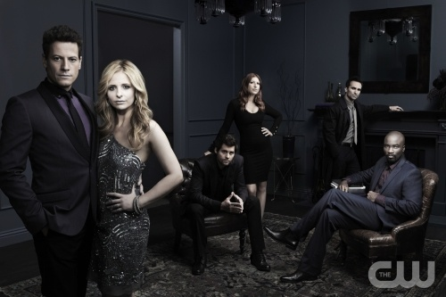 CW Network Ringer Cast Photo