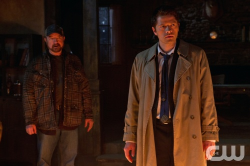 Jim Beaver as Bobby Singer, Misha Collins as Castiel