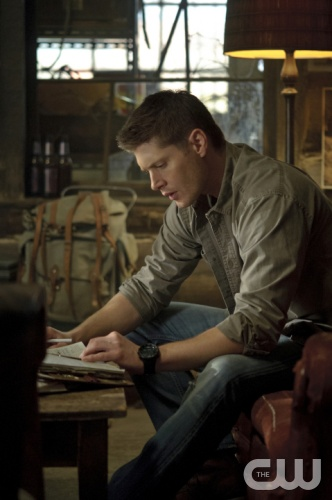 &quot;The Born-Again Identity&quot; - Jensen Ackles as Dean in SUPERNATURAL on The CW.  Photo: Ed Araquel/The CW&copy;2012 The CW Network, LLC. All Rights Reserved.