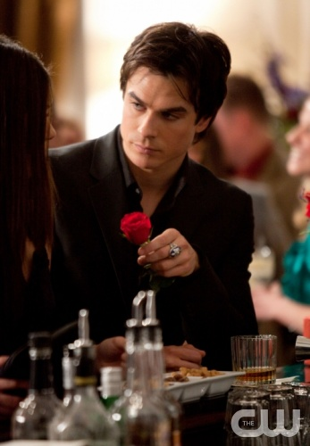 &quot;Under Control&quot; - Pictured Ian Somerhalder as Damon THE VAMPIRE DIARIES on The CW. Photo: Bob Mahoney/The CW 2010 The CW Network, LLC. All Rights Reserved.