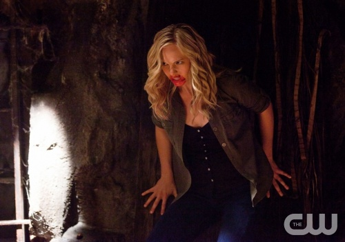 &quot;Kill or Be Killed&quot; - Candice Accola as Caroline in THE VAMPIRE DIARIES on The CW.  Photo: Bob Mahoney/The CW  &copy;2010 The CW Network, LLC. All Rights Reserved.