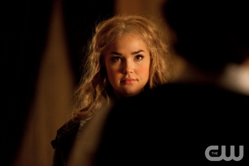 """The Dinner Party"" - Arielle Kebbel as Lexi in THE VAMPIRE DIARIES on The CW"