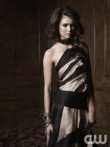 The Vampire Diaries.  Pictured: Nina Dobrev as Elena. Photo Credit: Frank Ockenfels III / The CW.  © 2010 The CW Network, LLC. All Rights Reserved.