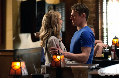 &quot;The Last Day&quot; - Candice Accola as Caroline and Zach Roerig as Matt in THE VAMPIRE DIARIES on The CW. Photo: Bob Mahoney/The CW &copy;2011 The CW Network, LLC. All Rights Reserved.