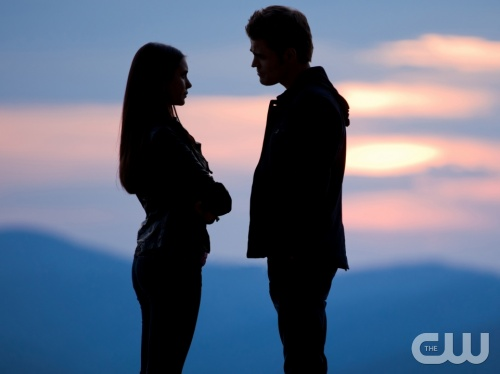 &quot;The Last Day&quot; - Nina Dobrev as Elena Gilbert and Paul Wesley as Stefan Salvatore in THE VAMPIRE DIARIES on The CW.  Photo: Bob Mahoney/The CW  &copy;2011 The CW Network, LLC. All Rights Reserved.