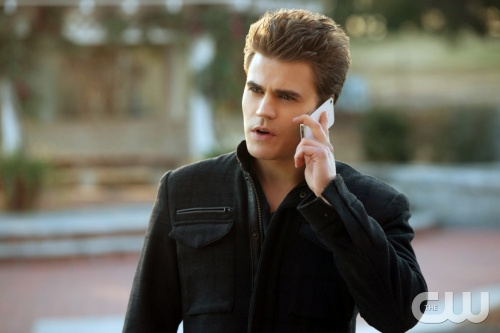 The Vampire Diaries -- &quot;American Gothic&quot; -- Pictured: Paul Wesley as Stefan -- Image Number: VD418a_0180.jpg &rdquo; Photo: Bob Mahoney/The CW -- &copy; 2013 The CW Network, LLC. All rights reserved. 