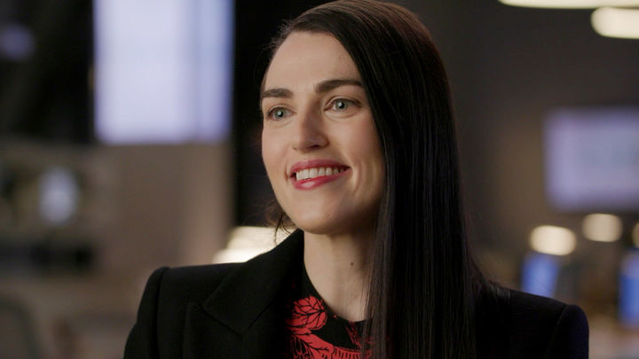 Katie McGrath: Lena Luthor